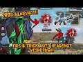 97% HEADSHOT!! TIPS & TRICK HEADSHOT VERSI FDW!! || FREE FIRE INDONESIA ~ | Efdewe