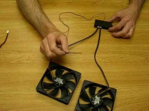Coolerguys Thermal Fan Controller