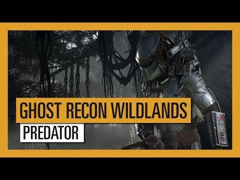 GHOST RECON WILDLANDS: Legenda Predatora