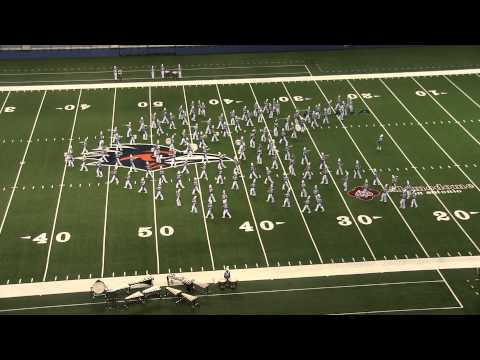 Spring Hill High School Band - 2014 UIL 4A State Marching Contest