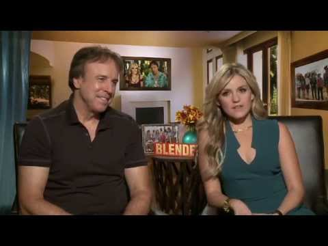 Kevin Nealon and Jessica Lowe   Blended