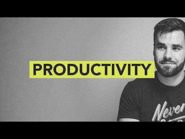Productivity // Ground Up 091