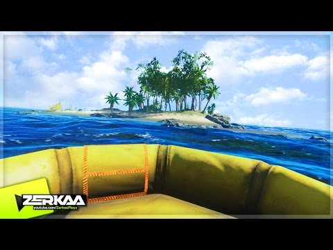 TRAPPED ON AN ISLAND! (Stranded Deep #1)