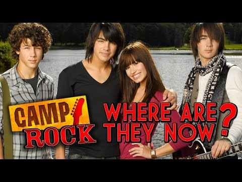 Camp Rock Cast: Where Are They Now? poster