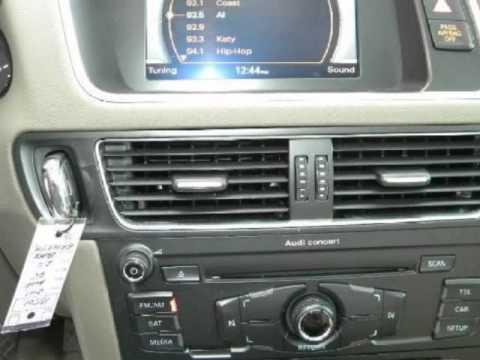 2011 Audi Q5 Premium 2 0t Quattro Suv Sunroof Certified Bluetooth Ipod Homelink Youtube