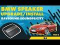 BAVSOUND - Z4 - Soundplicity ONE or Control II / III iPhone Kit Installation Part 2/2 by Bavsound