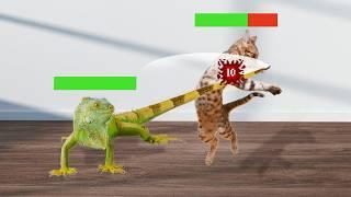 Are Iguanas OP?