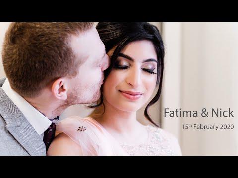 Fatima & Nick's Wedding Highlight Film