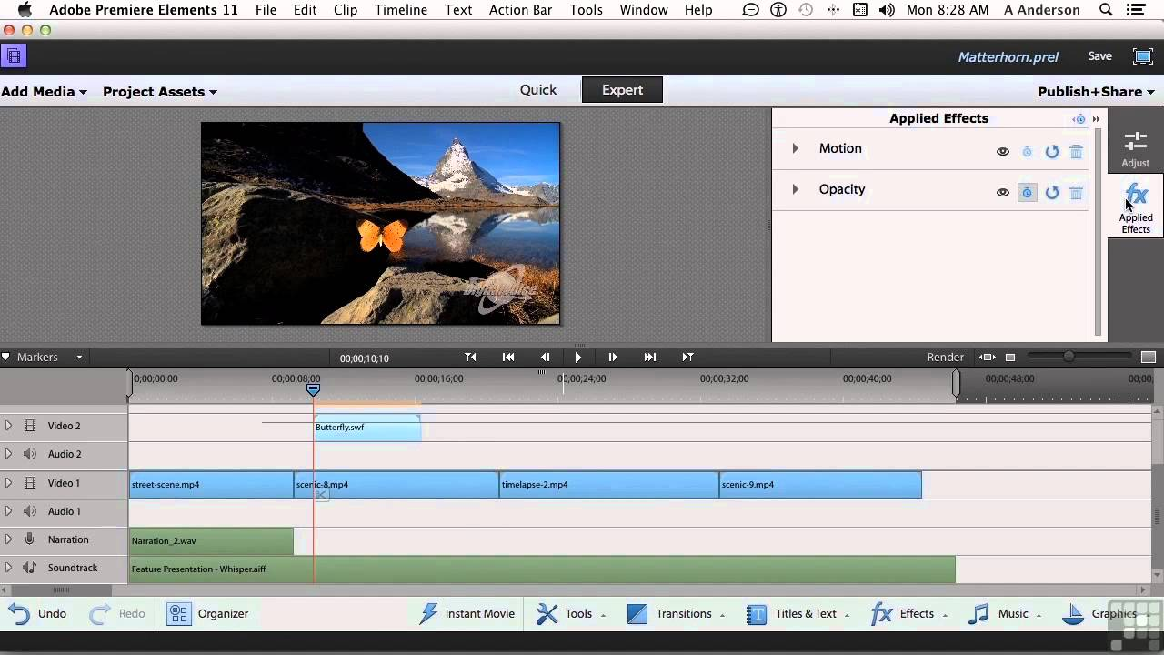 Learn adobe photoshop elements 11 & 12 part 5: more tools.