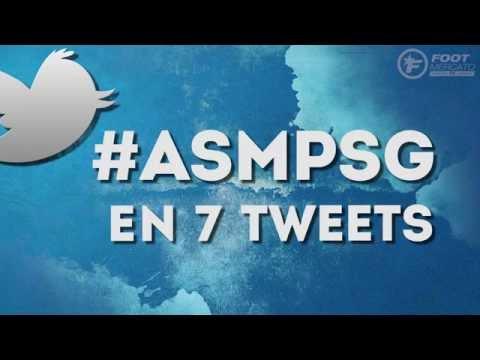 La défaite du PSG à Monaco vue par Twitter