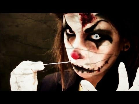 Halloween Maquillaje Payaso