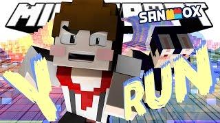 소..속도를 제어 할 수 없어!! [Y-Run 초초초스피드 파쿠르: 마인크래프트] Minecraft - Y-Run - [도티]