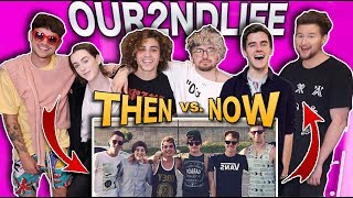 RE-CREATING OLD O2L PHOTOS!! (W/ O2L)