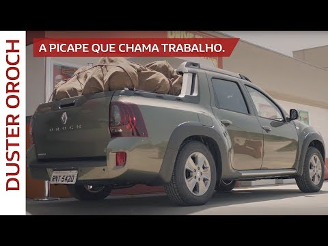 Thumbnail: RENAULT | DUSTER OROCH | TRABALHO (Completo)