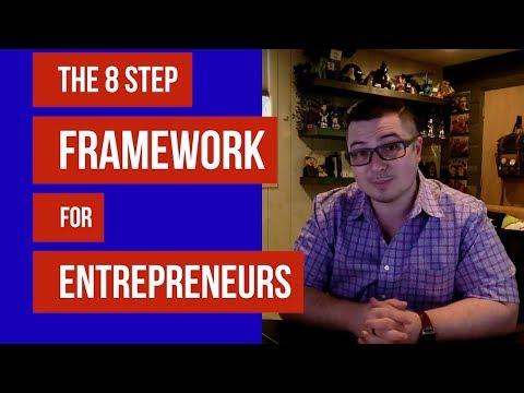 The 8 Step Entrepreneur's Framework   Joshua Davidson from YouTube · Duration:  4 minutes 44 seconds