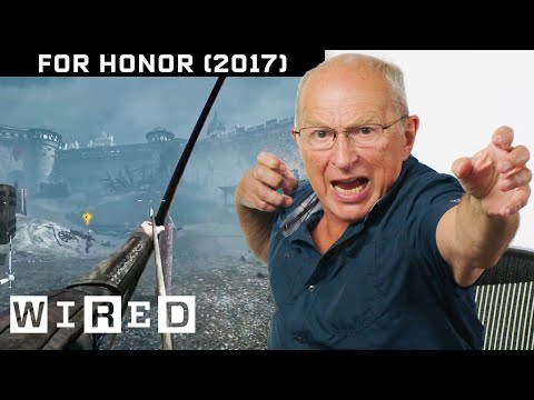 Military Historian Breaks Down Medieval Weapons in Video Games | WIRED