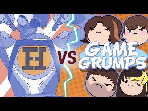 FUNHAUS VS GAME GRUMPS - Overwatch Gameplay