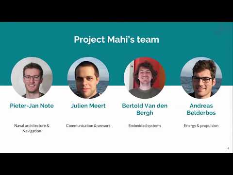Project Mahi at Open Sea Lab