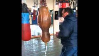 Newport Sporting Club Boxing Training (Cliff)