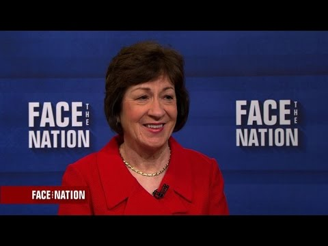"""Susan Collins: """"Broad"""" travel ban """"not the right way to go"""" after London attack"""