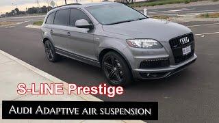 Audi Q7 TDI 2011 Videos