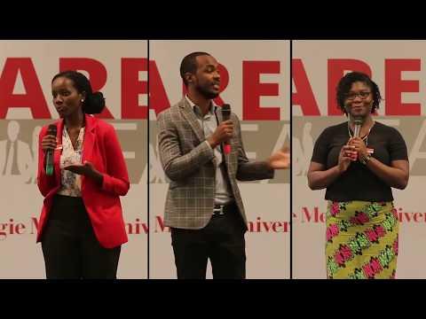 CMU-Africa Career Fair 2017