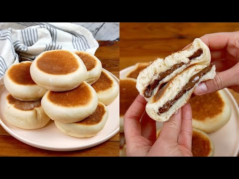 Hotteok the classic corean pancakes to make in the pan