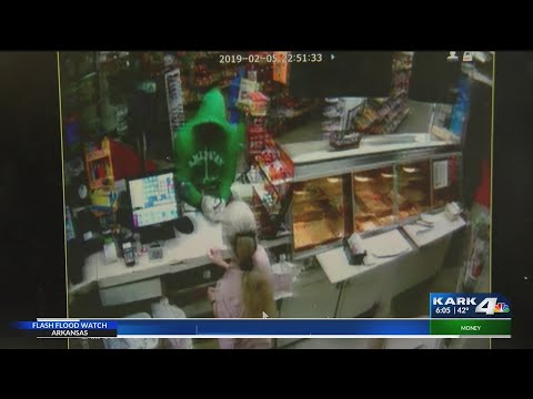 Clerk Steps Up Security After Armed Robbery