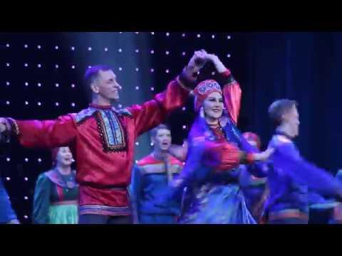 """Государственный ансамбль """"Асъя кыа"""" на сцене Кремлевского дворца"""