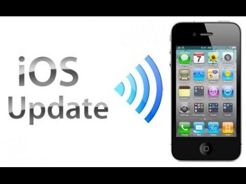 Apple iPhone 6 Software Update