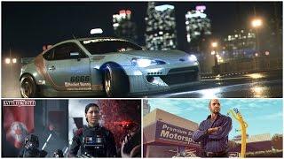 Анонс грядущей Need for Speed | Игровые новости