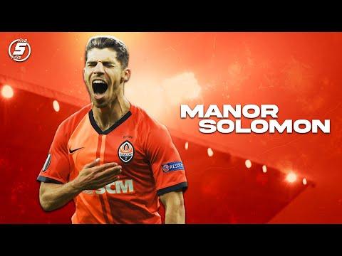 Manor Solomon 2020 - Fantastic Skills, Goals & Assists | HD