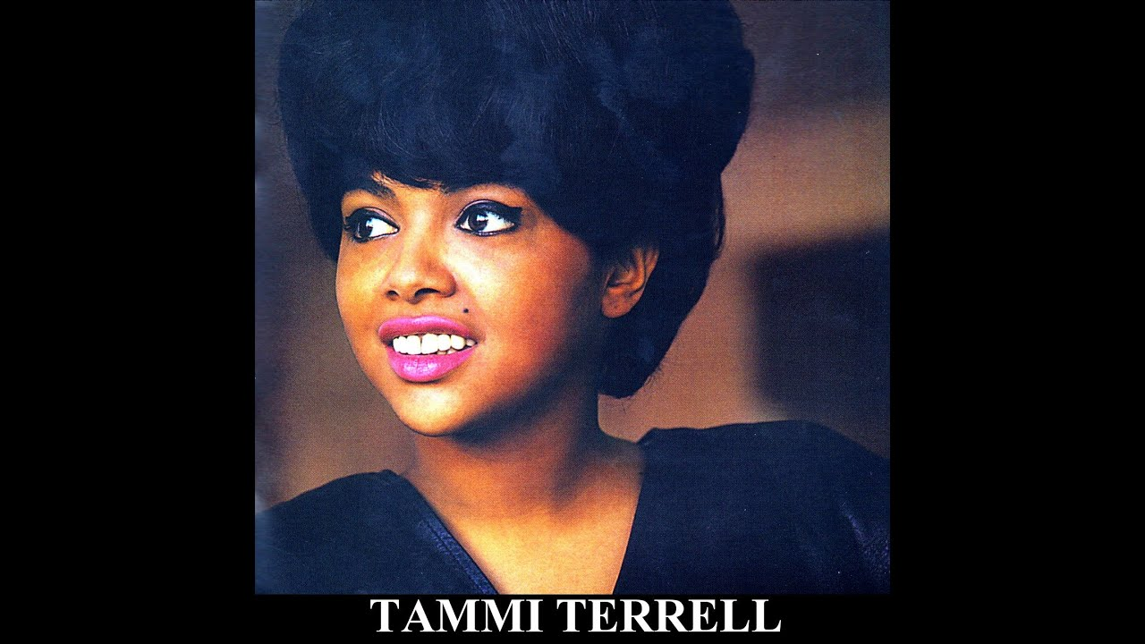 Did marvin gaye and tammi terrell date