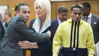 6IX9INE Set To Be Free In January Defendant Sentenced To 5 Years In Prison