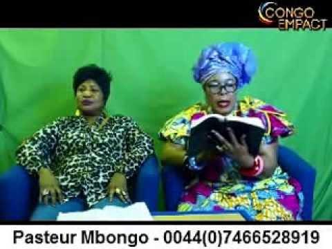 Pasteur Mbongo et Pasteur La Voix - LIVE sur Congo Empact