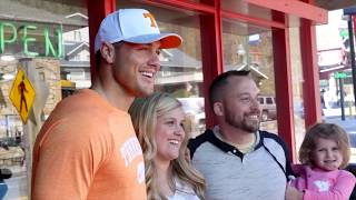 Colton Underwood Legacy Project: Tennessee - Knox
