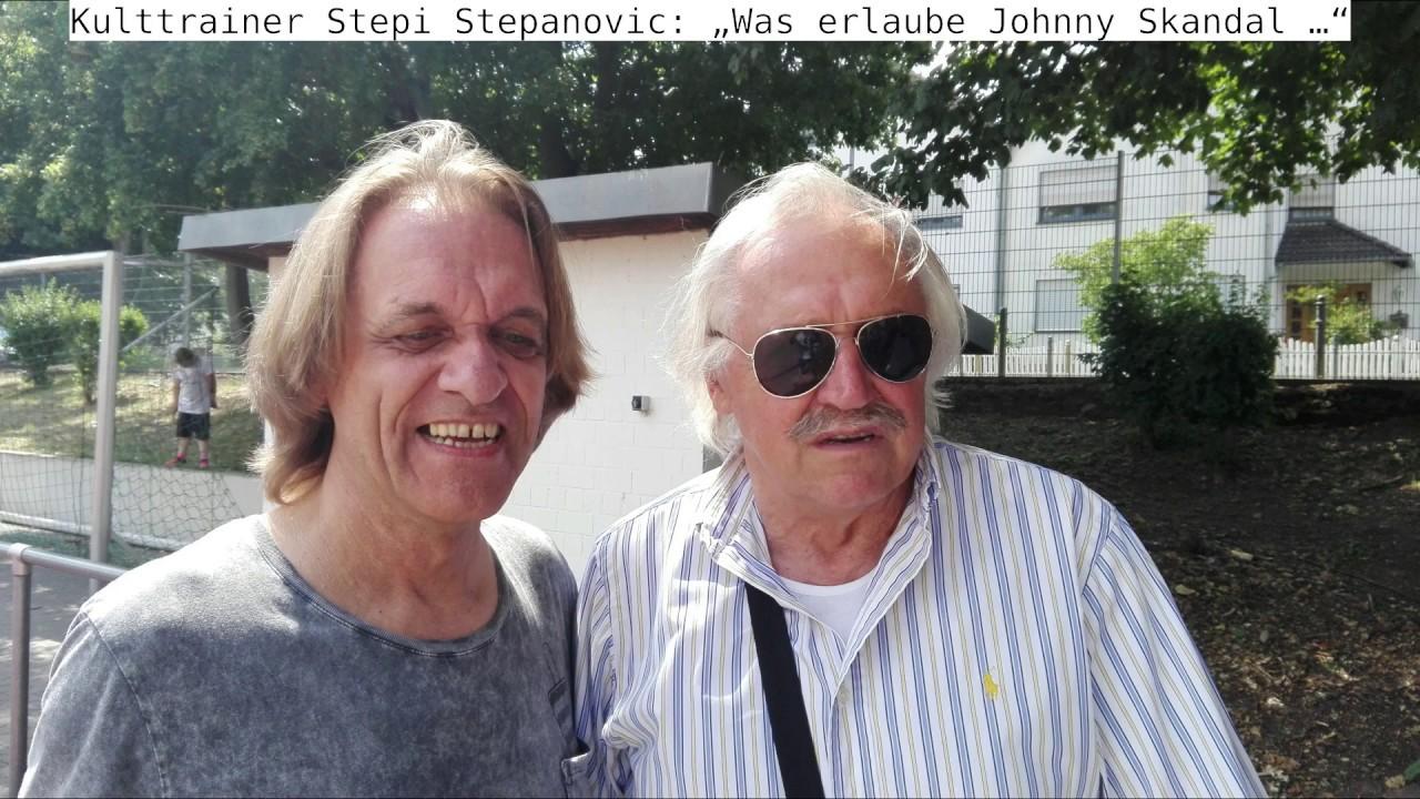 "Stepi Stepanovic: ""Was erlaube Johnny Skandal ... abber Lebbe geht weider!"""