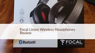 Focal Listen Wireless Headphones Review