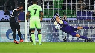 Video Gol Pertandingan Borussia Monchengladbach vs Manchester City