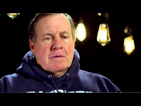 Sit down with Bill Belichick #SB49