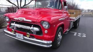 1956 Chevrolet 4400 1.5 Ton Resto-Mod