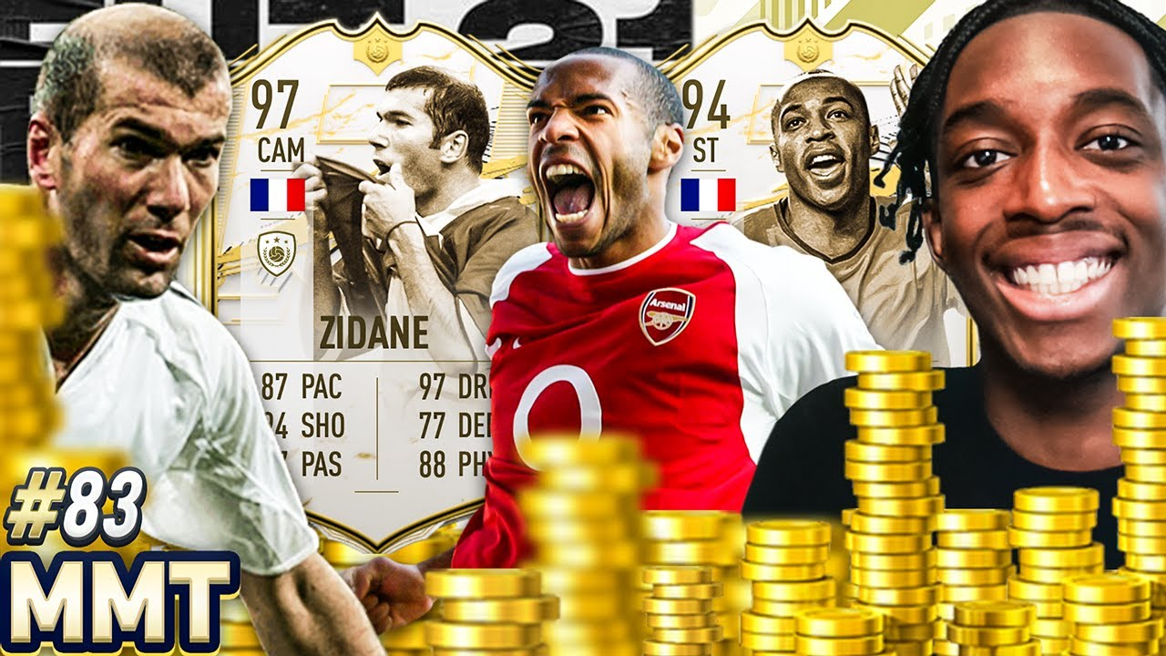 """Download """"HENRY WILL HAVE TO DO IT ALONE AAAAAAAH!"""" 16 MILLION COINS 💳🤑💲WELCOME ZIDANE & HENRY! S2 - MMT#83"""