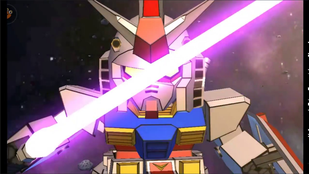 Sd Gundam Strikers Action Android Ios Gameplay Youtube