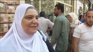 """""""الكحك"""".. نكهة العيد بالقاهرة"""