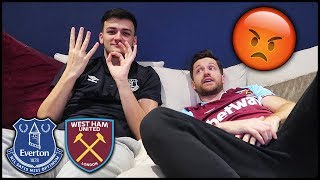 WATCHING EVERTON VS WEST HAM WITH HASHTAG HARRY thumbnail
