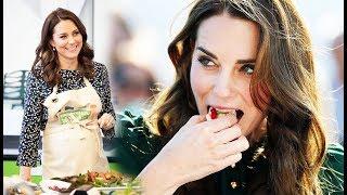 Секреты стройности Кейт Миддлтон - как ест герцогиня