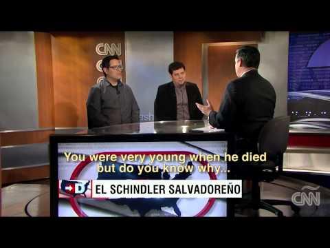 The Story of José Arturo Castellanos - CNN Interview Washington March 2015