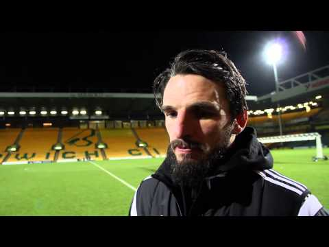 Norwich City Reaction: Jonathan Douglas