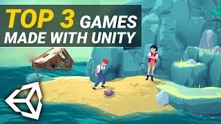 BEST LOOKING GAMES MADE WITH UNITY 2018! — Top 3