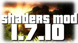 Minecraft   GLSL Shaders Mod 1.7.10   Optifine + Shaderpacks   German   HD   NEW